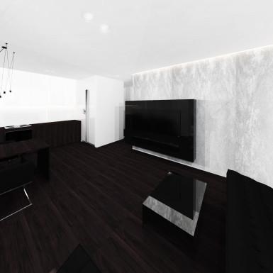 projekt mieszkania architektoniczny wnetrz warszawa katowice poznan lodz rehlich sabina krakow architekci aranzacja