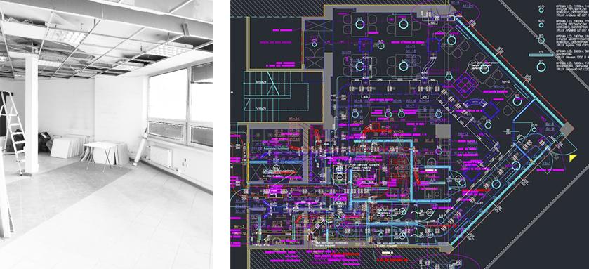 restauracja rea architekci projekt wnetrz 2technologiczny budowlany uzgodniony