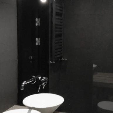 czarna jakosc rea sabina rehlich architekt apartament warszawa wnetrza