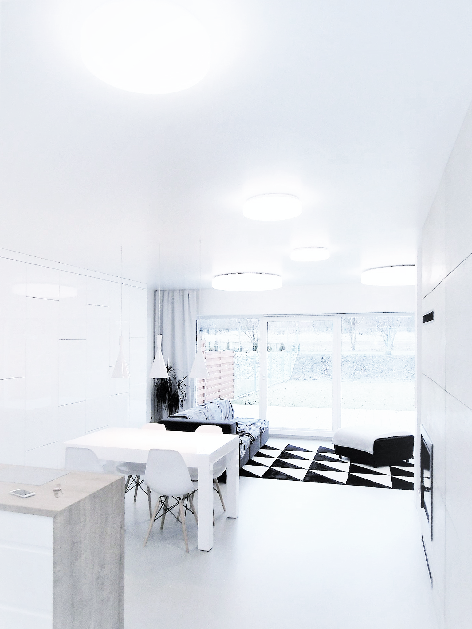 projekt wnetrz domu katowice warszawa krakow lodz apartament aranzacja sabina rehlich rea architekt architektura wnetrza meble loft osiedle